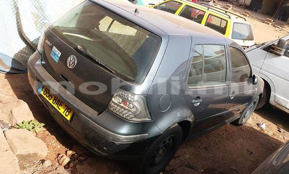 Acheter Occasion Voiture Volkswagen Golf Noir à Bamako au Mali