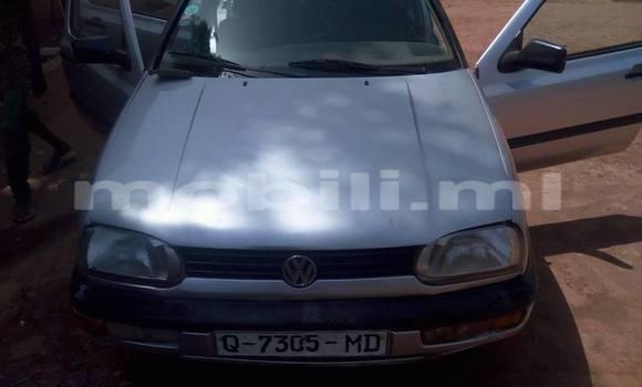 Buy Used Volkswagen Golf Black Car in Bamako in Mali