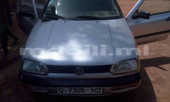 Acheter Occasion Voiture Volkswagen Golf Noir à Bamako, Mali