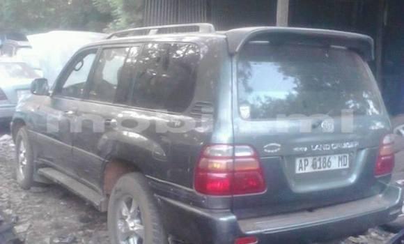 Acheter Occasion Voiture Toyota Land Cruiser Noir à Bamako, Mali