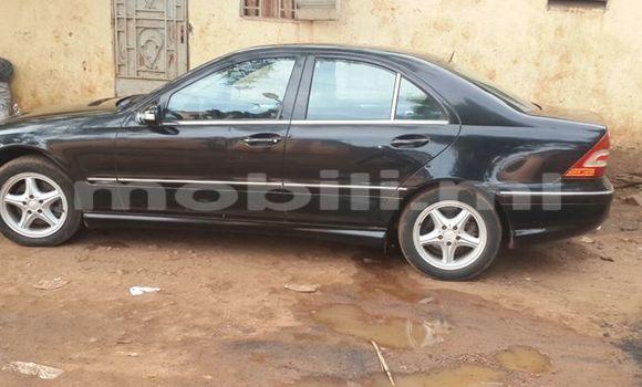 Acheter Occasion Voiture Mercedes‒Benz 230 Noir à Bamako, Mali