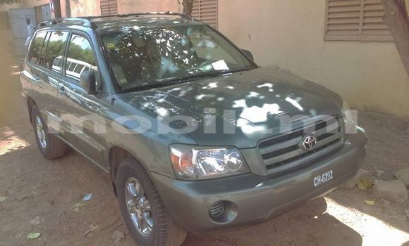 Acheter Occasions Voiture Toyota Highlander Autre à Bamako au Mali