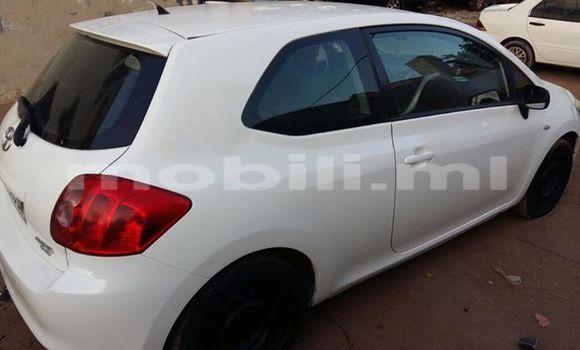 Acheter Occasion Voiture Toyota Auris Autre à Bamako, Mali