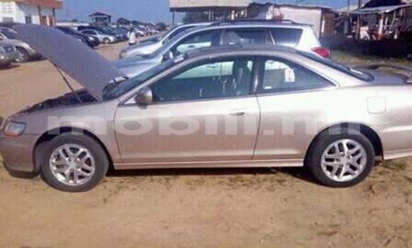 Acheter Occasion Voiture Honda Accord Noir à Bamako, Mali