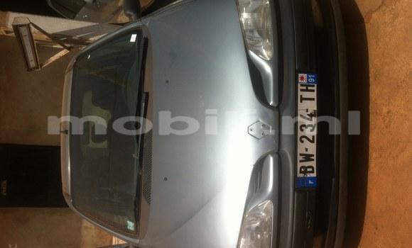 Acheter Occasion Voiture Renault Megane Gris à Bamako au Mali