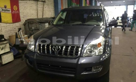 Acheter Occasion Voiture Toyota Prado Noir à Bamako au Mali