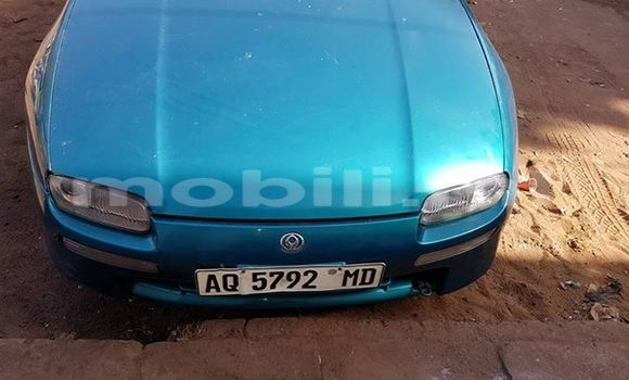 Buy Used Mazda 326 Black Car in Bamako in Mali