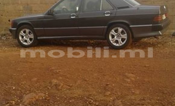 Acheter Occasions Voiture Mercedes‒Benz 190 Noir à Bamako au Mali