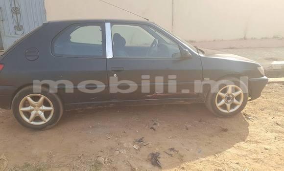 Acheter Occasion Voiture Peugeot 306 Noir à Bamako au Mali