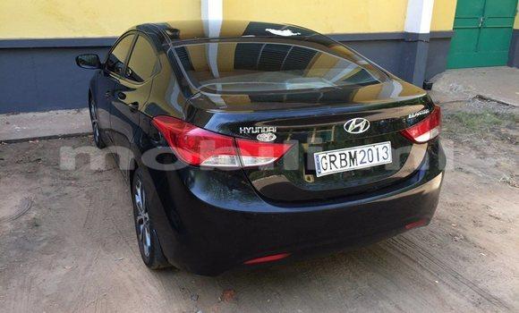 Acheter Occasion Voiture Hyundai Elantra Noir à Bamako au Mali