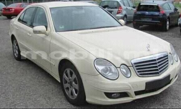 Acheter Occasion Voiture Mercedes‒Benz E–Class Autre à Bamako, Mali