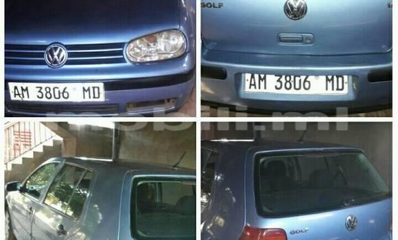 Acheter Occasions Voiture Volkswagen Golf Noir à Bamako au Mali