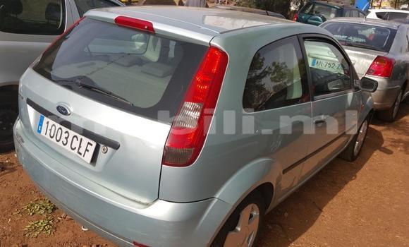 Acheter Occasion Voiture Ford Fiesta Gris à Bamako au Mali