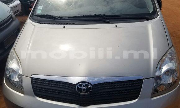 Acheter Occasion Voiture Toyota Verso Gris à Bamako au Mali