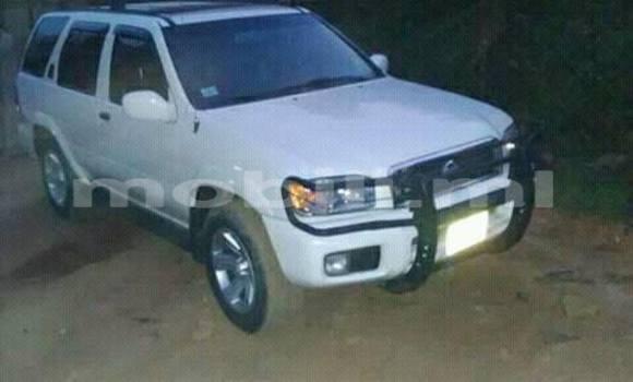 Acheter Occasion Voiture Nissan Pathfinder Blanc à Bamako, Mali