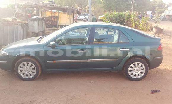 Acheter Occasion Voiture Renault Laguna Noir à Bamako au Mali