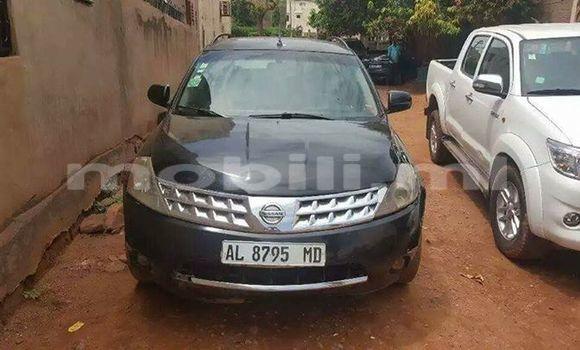 Acheter Occasion Voiture Nissan Murano Noir à Bamako, Mali