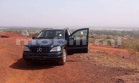 Acheter Occasions Voiture Mercedes‒Benz ML–Class Noir à Bamako au Mali
