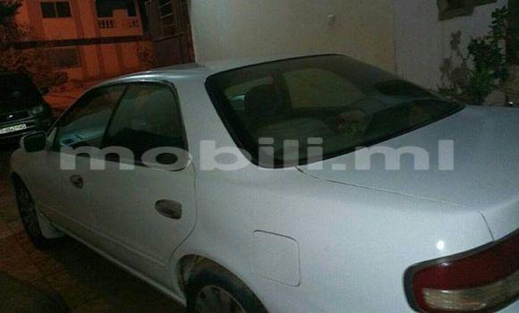 Acheter Occasion Voiture Nissan Prairie Blanc à Bamako au Mali
