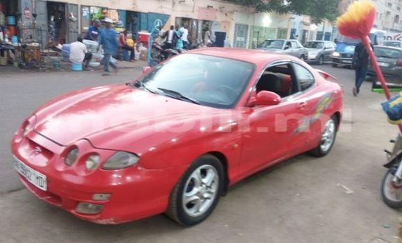 Acheter Occasion Voiture Hyundai Coupe Rouge à Bamako, Mali