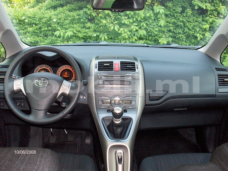 Big with watermark toyota auris mali kayes 7343