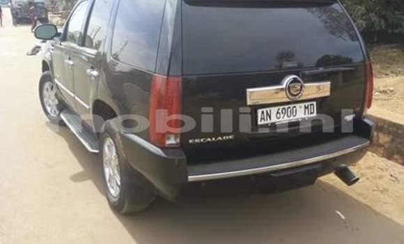 Acheter Occasion Voiture Cadillac Escalade Noir à Bamako, Mali