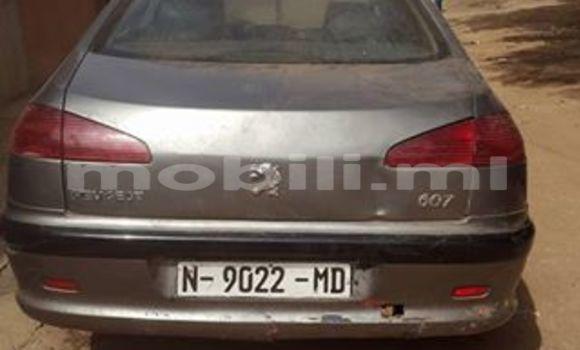 Acheter Occasion Voiture Peugeot 607 Autre à Bamako au Mali