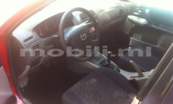 Acheter Occasion Voiture Mazda 323 Rouge à Bamako au Mali