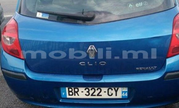 Acheter Neuf Voiture Renault Clio Bleu à Bamako, Mali
