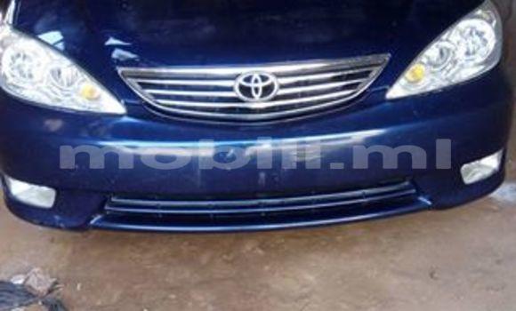 Acheter Occasion Voiture Toyota Camry Bleu à Bamako, Mali