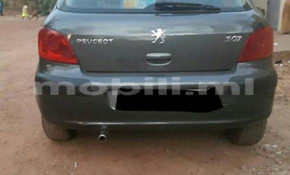 Acheter Occasions Voiture Peugeot 307 Noir à Bamako au Mali