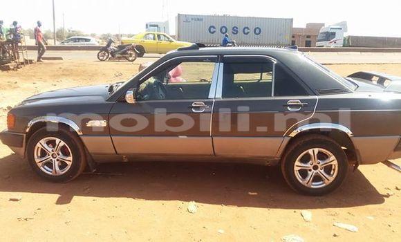 Acheter Occasion Voiture Mercedes‒Benz 190 Noir à Bamako au Mali