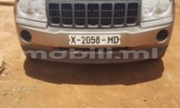 Acheter Occasion Voiture Jeep Grand Cherokee Beige à Bamako, Mali