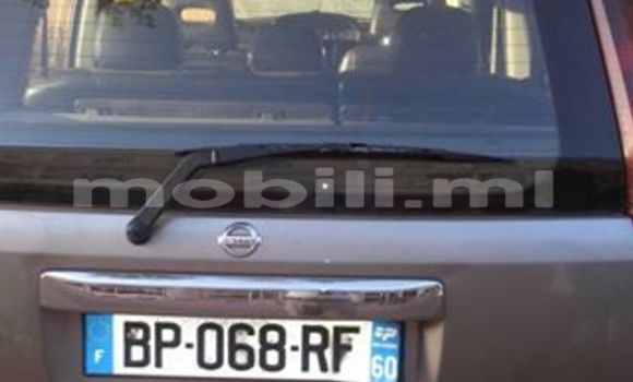 Acheter Occasion Voiture Nissan X-Trail Gris à Bamako au Mali
