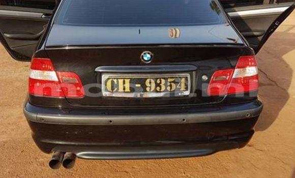 Acheter Occasion Voiture BMW 3-Series Noir à Bamako au Mali