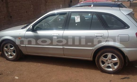Buy Used Mazda 326 Silver Car in Bamako in Mali