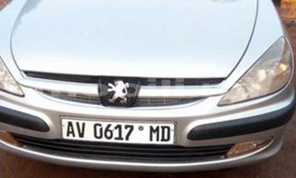 Acheter Occasion Voiture Peugeot 607 Gris à Bamako au Mali