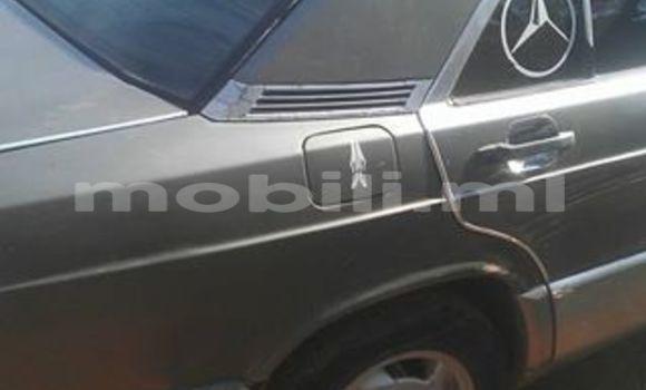 Acheter Occasion Voiture Mercedes-Benz 190 Noir à Bamako, Mali
