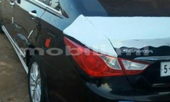 Acheter Occasion Voiture Hyundai Santa Fe Noir à Bamako, Mali