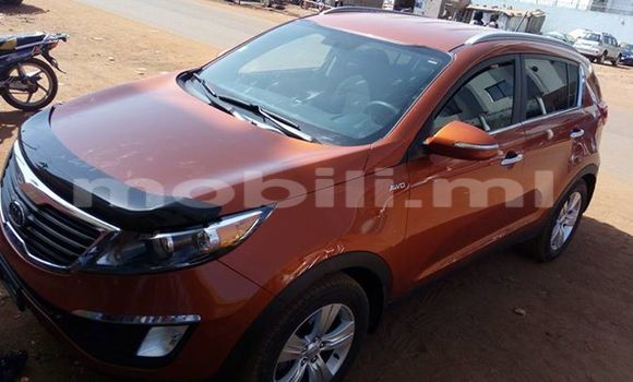 Buy Used Kia Sportage Other Car in Bamako in Mali