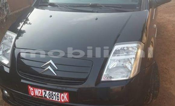 Acheter Occasion Voiture Citroen 2CV Noir à Bamako au Mali