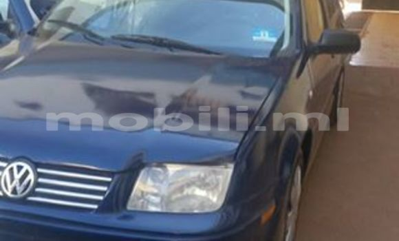 Acheter Occasion Voiture Volkswagen Bora Bleu à Bamako au Mali