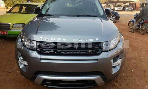 Acheter Occasion Voiture Land Rover Range Rover Noir à Bamako au Mali