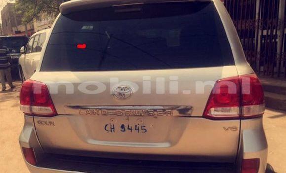 Acheter Occasions Voiture Toyota Land Cruiser Gris à Bamako au Mali