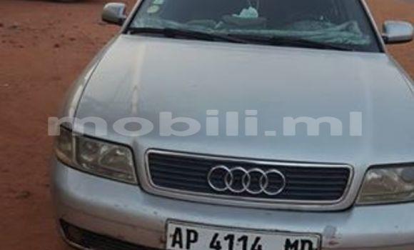 Acheter Occasion Voiture Audi A4 Gris à Bamako, Mali