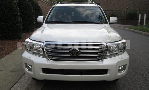 Acheter Occasion Voiture Toyota Land Cruiser Noir à Bamako au Mali