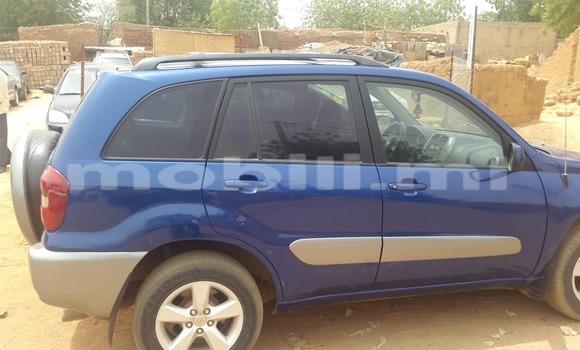 Acheter Neuf Voiture Toyota RAV4 Bleu à Bamako au Mali