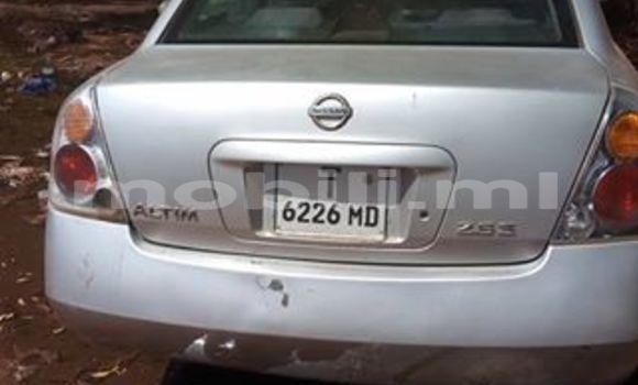 Acheter Occasion Voiture Nissan Altima Gris à Bamako au Mali
