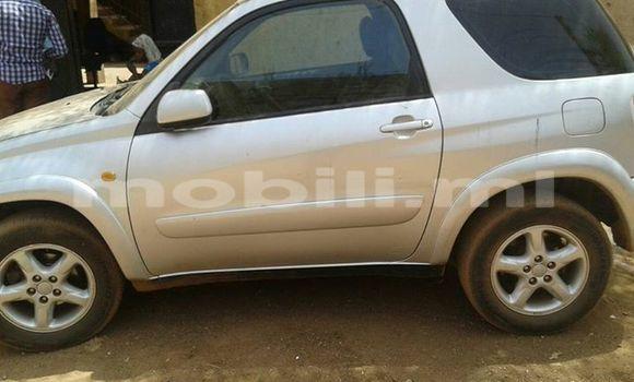 Acheter Occasion Voiture Toyota RAV4 Gris à Bamako, Mali
