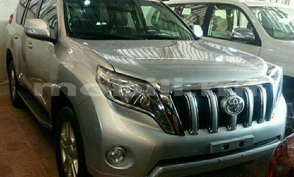 Acheter Occasion Voiture Toyota Prado Gris à Bamako au Mali